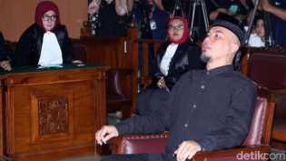 Tanggapi Jaksa, Ahmad Dhani: Saya Sebar Kebencian ke Siapa?