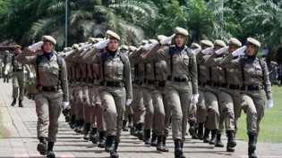 Kuota Pendaftar Personil Satpol PP Pekanbaru Dibatasi