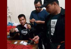 Sabu-sabu Disimpan dalam Tanah, Lima Tersangka Narkoba Diringkus Polresta Pekanbaru