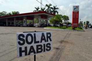 Pasokan Solar Riau Kurang, Pemprov akan Minta Tambahan ke Pusat