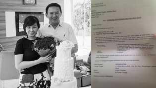 Ahok Ceraikan Veronica, Netizen Bikin Petisi di Google, Begini Isinya