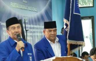 Partai Koalisi Pengusung Syamsuar - Edy Undang Masyarakat Riau Hadiri Deklarasi di Lapangan Bukit Se
