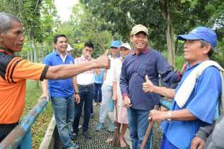 Realisasi Pembangunan Oleh Firdaus - Ayat di Kelurahan Cintaraja, Ini Rinciannya