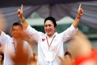 Keluarga Peringati Jasa Soeharto untuk Indonesia