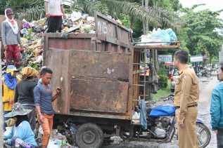 Sampah Ratusan Ton per Hari, Kampar Hanya Miliki 1 TPA