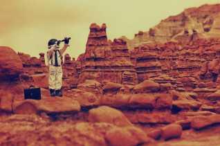 Uni Emirat Arab Akan Membangun Kota di Mars