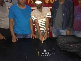 Pengedar Narkoba di Kempas Inhil Tertangkap, Polisi Sita 10 Paket Sabu