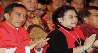 Isu Jokowi Bertemu Megawati, Meminta PDIP Usung Ahok di Pilgub DKI