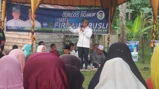 Dongkrak Kualitas Pendidikan dan SDM Riau, Firdaus Canangkan SMA/SMK Gratis