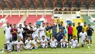 PSPS Riau jadi Runner-up Turnamen Cawan Aceh Cup 2018 Skuad PSPS Riau Semakin Solid, 2 'Amunisi' Tam