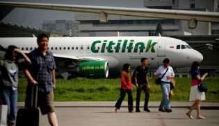 Pilot Citilink yang Diduga Mabuk Dipecat