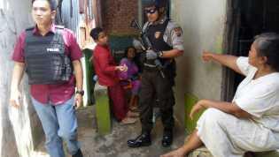 Ultimatum Kapolda 'Menggit', Polserta Pekanbaru Amankan Fitri di Kampung Dalam