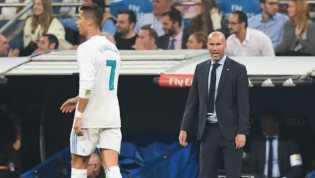 Zidane Siap Tinggalkan Madrid Setelah Laga Melawan Valencia
