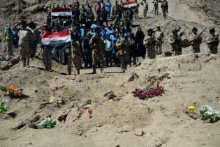Kuburan Massal Korban ISIS Ditemukan di Afghanistan