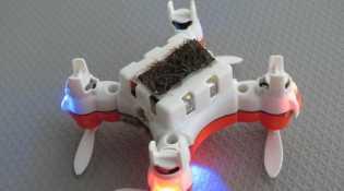 Jepang Ciptakan Robot Untuk Gantikan Fungsi Lebah