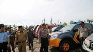 Polres Rohul Siagakan 344 Personel Amankan Pilgubri 2018