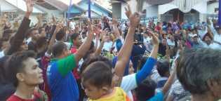 Kagum dengan Prestasi DR Firdaus ST MT, Ratusan Warga Pulau Lawas Siap Dukung Paslon Nomor Urut 3