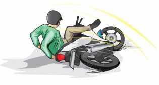 Dikejar Polisi, Pengedar Sabu di Pekanbaru Jatuh dari Motor