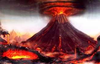 6 Misteri Gunung Sinabung yang Bikin Merinding