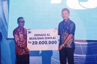 XL Ajak Mahasiswa UIN Suska Untuk Kembangkan DE