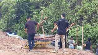 Pos Tabloid Lalulintas dan Kriminal Diobrak Abrik Polisi Karena Kerap Lakukan Pungli