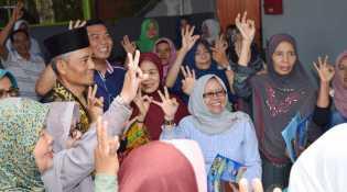 Tahun Ketiga, Firdaus - Ayat Kucurkan Rp 95 Milyar Lebih untuk Pembangunan Bidang Pendidikan