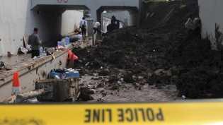 Polisi Selidiki SOP Waskita Karya soal 'Underpass' Bandara