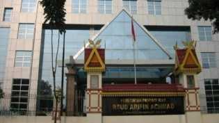Hakim Tolak Prapid Tiga Dokter Tersangka Dugaan Korupsi Alkes RSUD Arifin Achmad