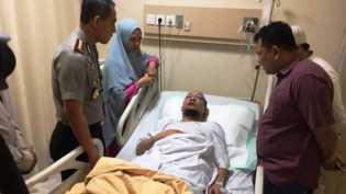 KPK Laporkan Kasus Novel Baswedan Disiram Air Keras ke Polisi