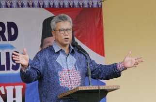 Syamsurizal Keluar dari PAN dan Bakal Dukung Firdaus di Pilgub Riau?