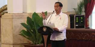 Jokowi soal rusuh napi teroris di Mako Brimob: Harus ada evaluasi total!