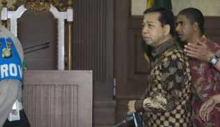 Setya Novanto Minta Ganjar Pranowo Dihadirkan di Sidang E-KTP