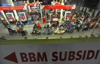 Pemerintah Menegaskan Harga BBM Bersubsidi Tidak Naik
