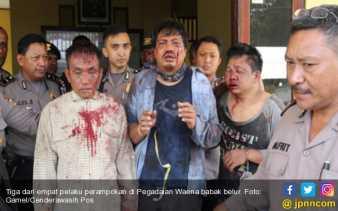 Heroik, Anggota TNI Ini Bertaruh Nyawa Lumpuhkan 4 Rampok Berpistol di Pengadaian