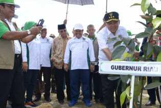 Bupati Bengkalis Harap Dukungan Semua Pihak untuk Kembangkan Pulau Rupat