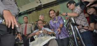 Kenapa KPK Tetap Menahan Sugiharto Meski Sedang Sakit, Ini Alasannya