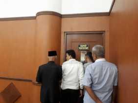 Hari ini KPK Datangi DPRD Riau, Lakukan Pertemuan Tertutup