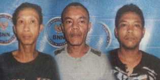 Gergaji Jeruji Kamar Mandi, Empat Tahanan BNN Asahan Kabur