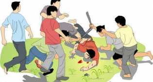 Polisi Buru Pelaku Pengeroyokan Terhadap Dua Anggota Brimob Polda Riau