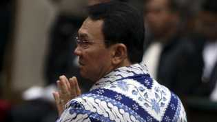 Mahkamah Agung Terima Berkas PK Ahok