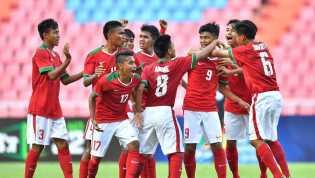Timnas U-16 Indonesia Kalahkan Jepang dan Lolos ke Final Jenesys 2017