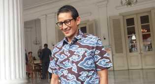 Sandiaga Uno : ''Saya Jamin Alexis Bakal Tutup''