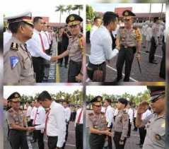 Bekuk Penjambret Hingga Gagalkan Peredaran Narkoba Bernilai Miliaran Rupiah, 22 Polisi di Riau Dapat