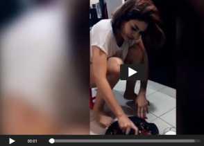 Heboh... Nitizen Gagal Fokus Melihat Video Nikita Mirzani Ngulek Sambel