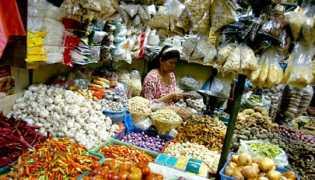 Gubri Pastikan Jelang Natal Sembako Aman di Pasaran