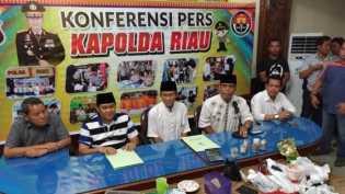 Ternyata Empat Bom Rakitan di Kampus UNRI, Berdaya Ledak Setara Dengan Bom di Surabaya