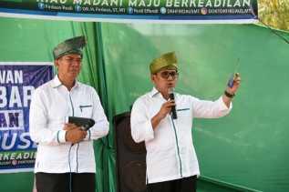 Ternyata Sudah 56 Persen Warga Kuansing Inginkan Firdaus-Rusli Jadi Pemimpin Riau!