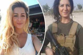 Joanna Palani, Sniper Cantik Incaran ISIS