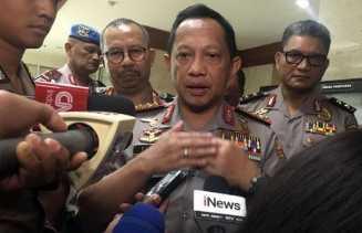 Kapolri Sebut Hoaks Penyerangan Ulama Tersistematis