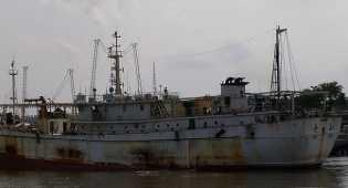2 kapal berbendera asing ditangkap di Kepulauan Anambas